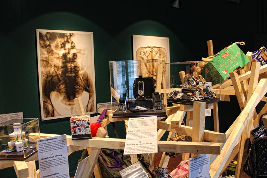 "Neukonzeption ""Handelswaren"" – Zollmuseum"