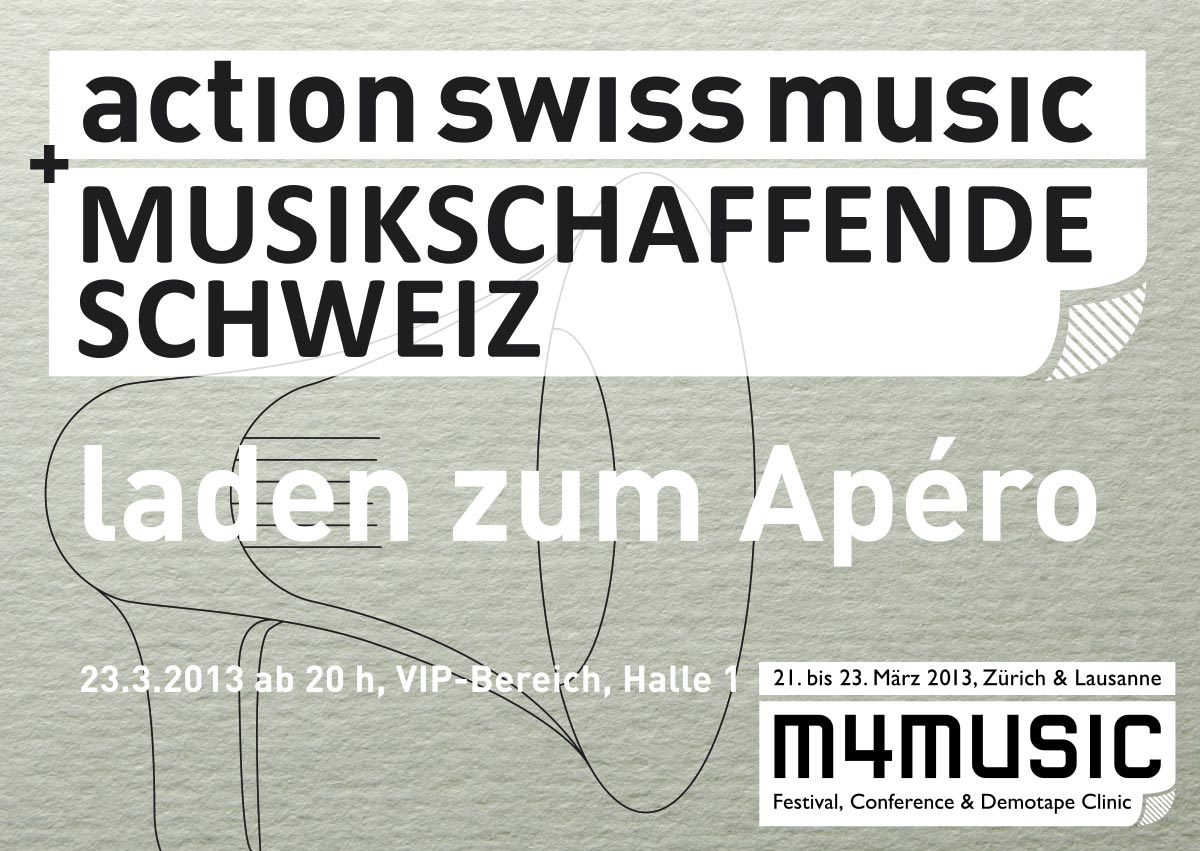 action swiss music
