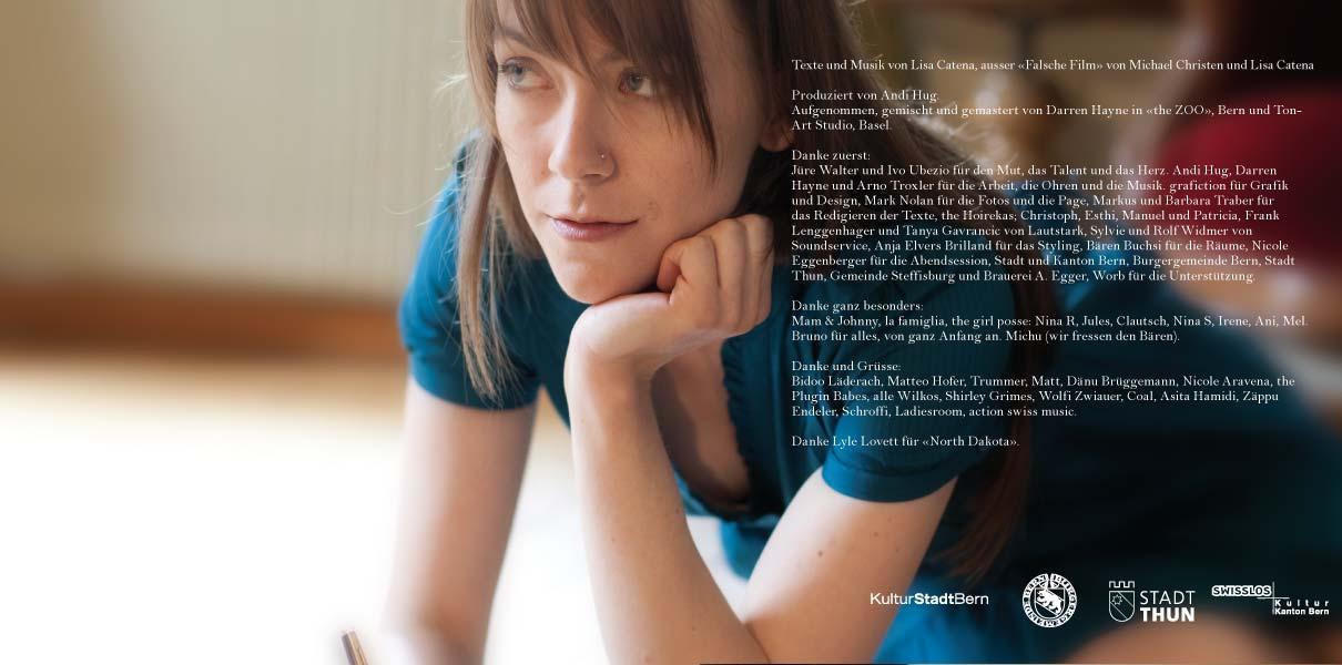 "Lisa Catena – ""Hinderzimmer"""