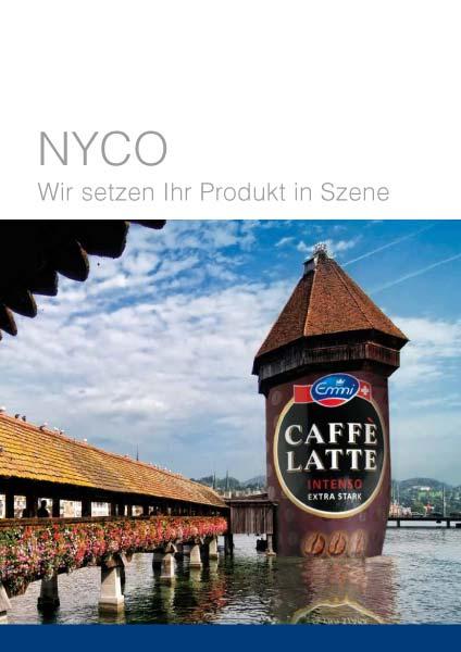 NYCO Verkaufsbroschüre