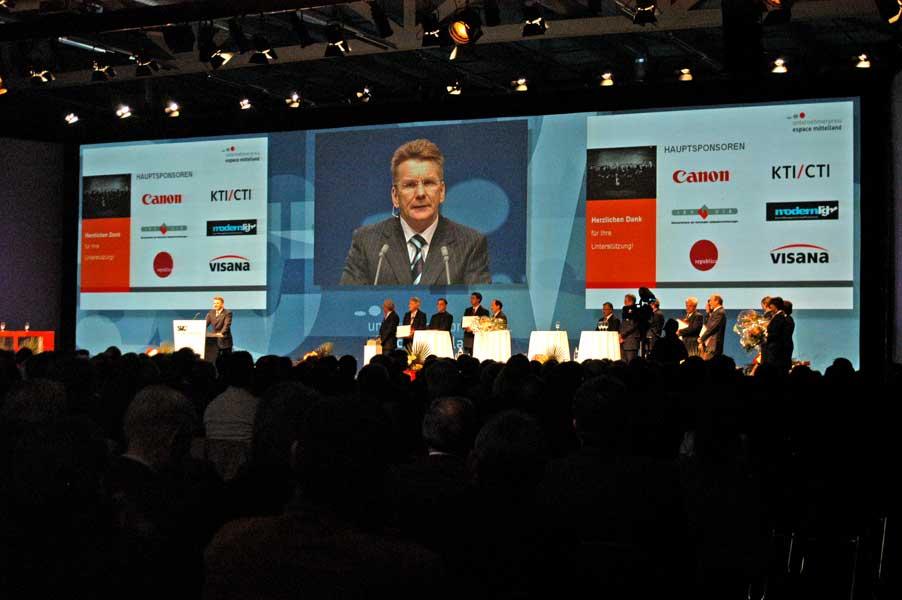 Unternehmerpreis Espace Mittelland