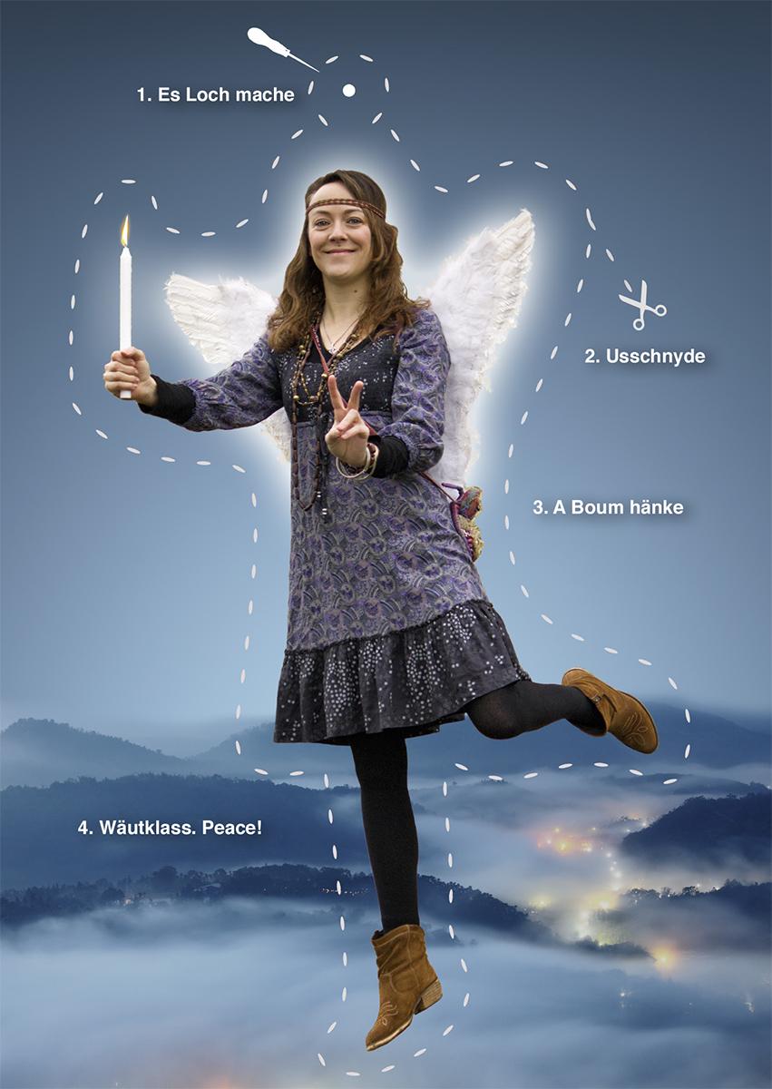 Weihnachtskarten Lisa Catena