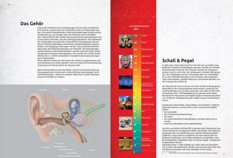 Gehörschutzbroschüre