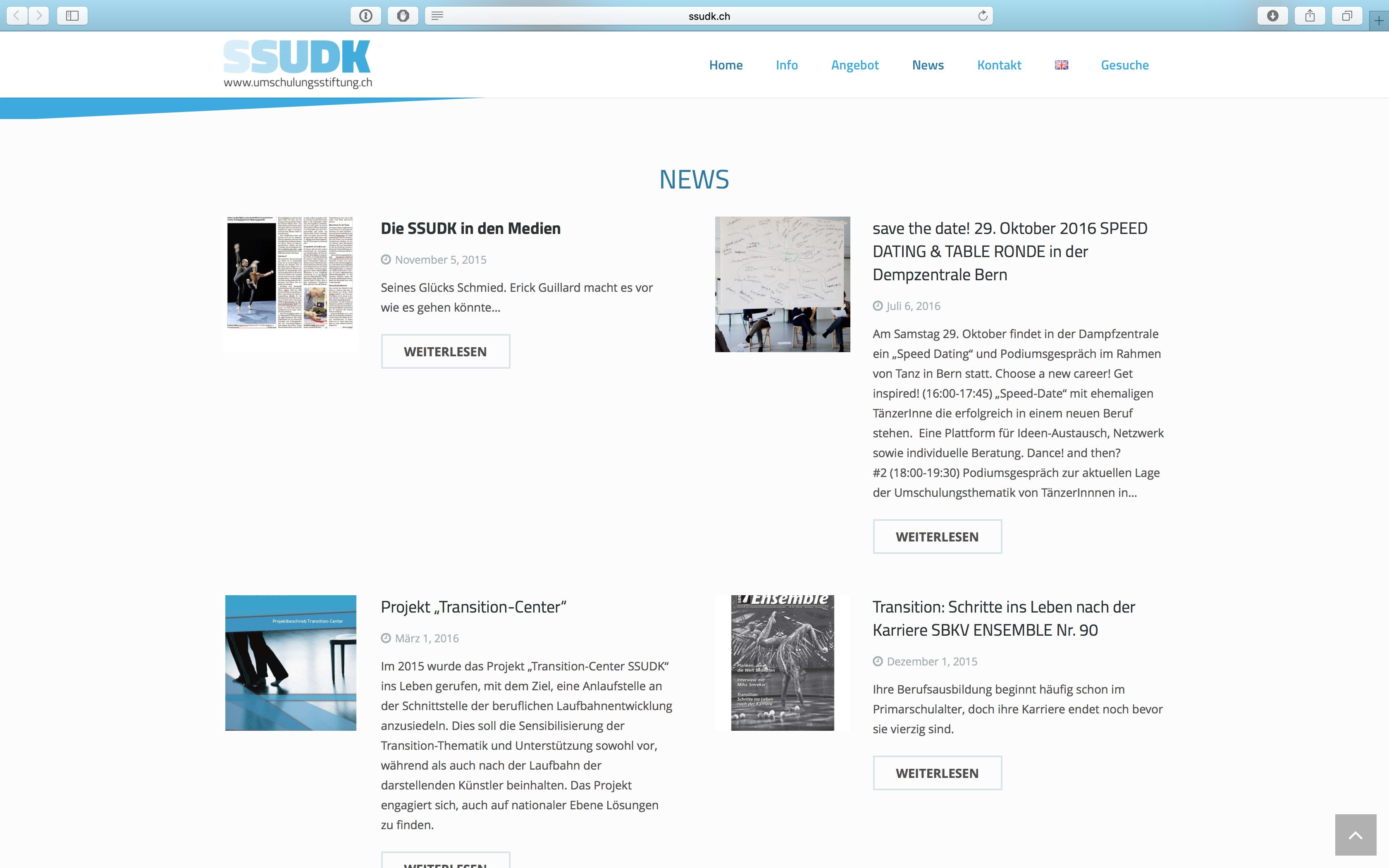 Website SSUDK