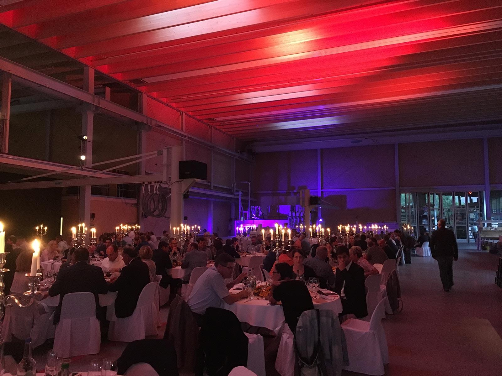 Jubiläumsfeier – 80 Jahre Zaugg AG