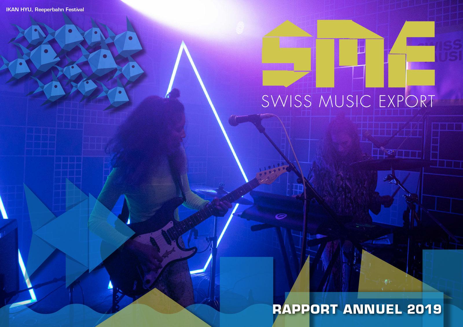 Swiss Music Export – Jahresberichte