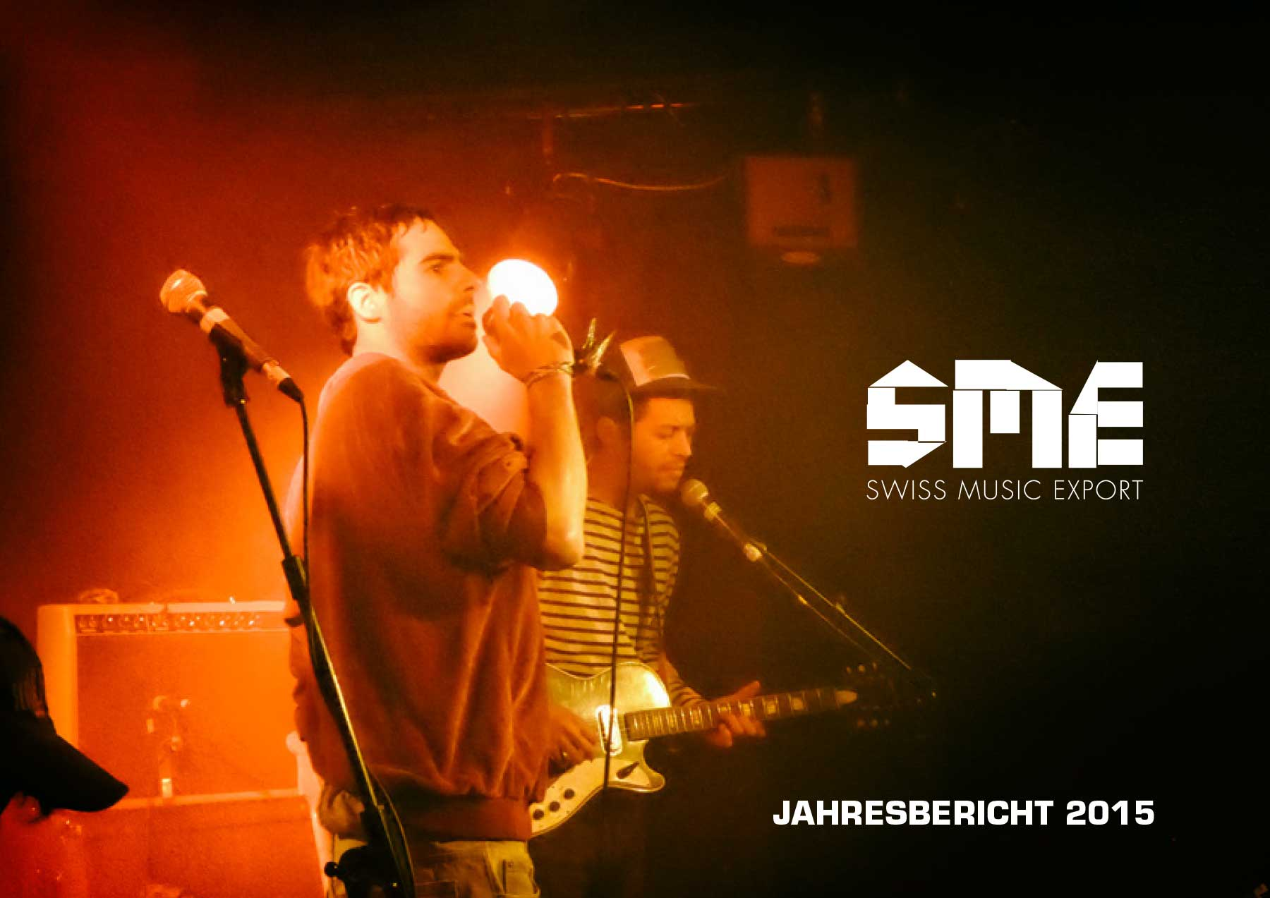 Swiss Music Export – Jahresbericht